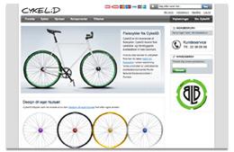 CykeliD - Fixiecykler